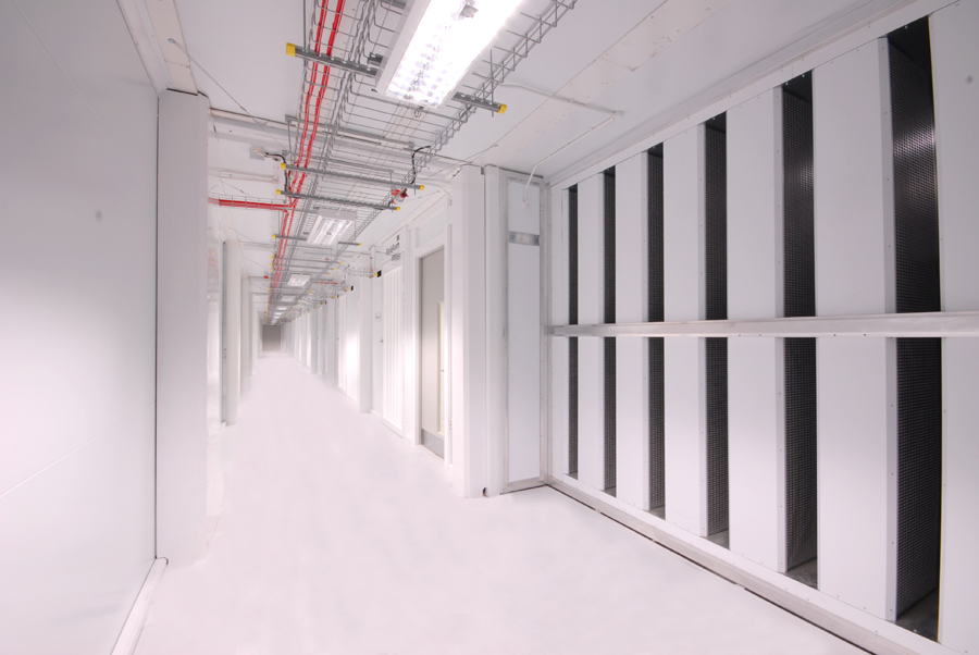 Data Center Design The Bladeroom System